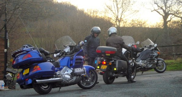 Motos routières